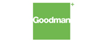 goodman logo wall