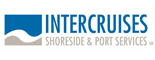 intercruises logo wall