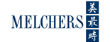melchers logo wall