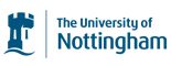 nottingham logo wall